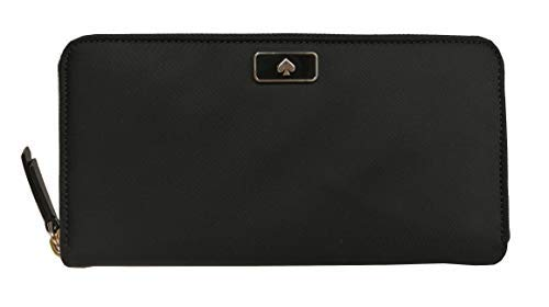 Kate Spade New York Dawn Large Continental Wallet Black