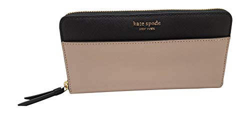 Kate Spade New York Laurel Way Neda Saffiano Leather Zip Around Wallet