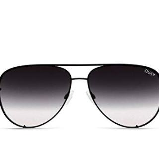 Quay Australia HIGH KEY MINI Men's and Women's Sunglasses Aviator Sunnies