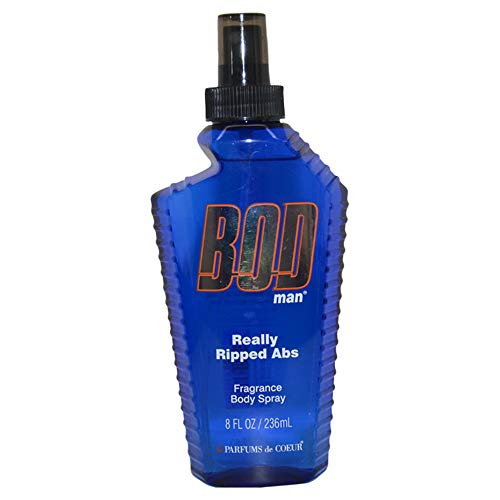 Parfums De Coeur Bod Man Really Ripped Abs Fragrance Body Spray