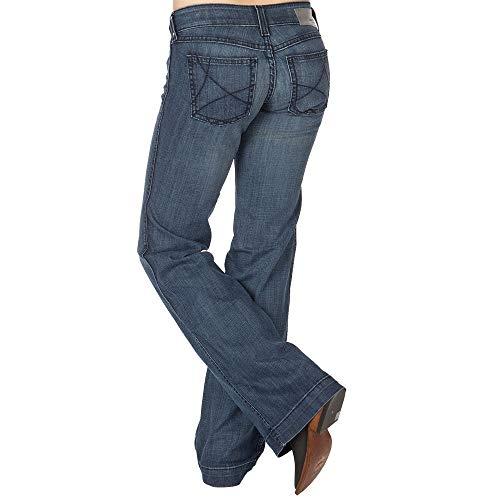 ARIAT Trouser Ella Jeans in Bluebell Bluebell