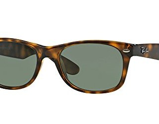 Ray Ban 55M Tortoise/Green+FREE Complimentary Eyewear Care Kit