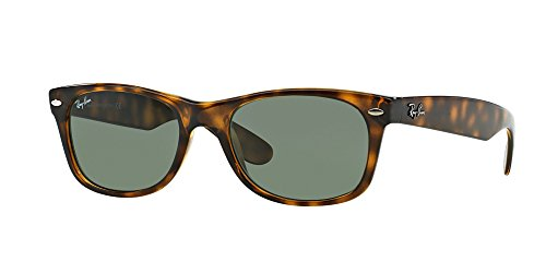 Ray Ban 55M Tortoise/Green+FREE Complimentary Eyewear Care Kit