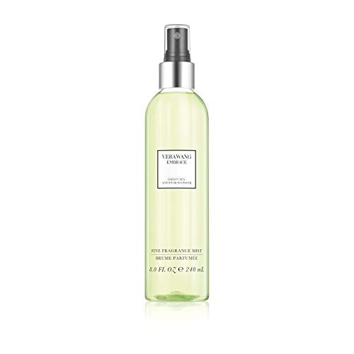 Vera Wang Embrace Body Mist Spray for Women, Green Tea & Pear Blossom