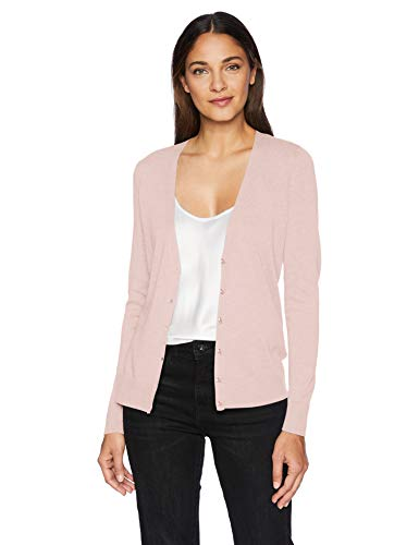 Amazon Essentials Women's Lightweight Vee Cardigan Sweater