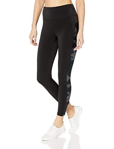 Amazon Essentials Women's Side Stripe Performance Mid-Rise 7/8 Length Active