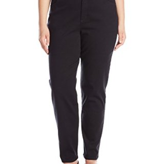 Gloria Vanderbilt Plus Size Women's Amanda Classic Tapered Jean