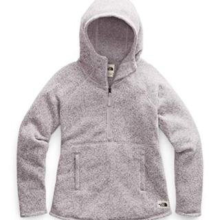 The North Face Women's Crescent Hooded Pullover, Ashen Purple Heather