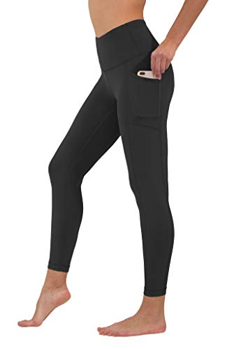 90 Degree By Reflex High Waist Tummy Control Interlink Squat Proof Ankle Length