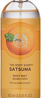 The Body Shop Satsuma Body Mist, Paraben-Free Body Spray