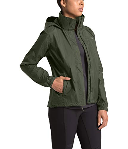 The North Face Women's Resolve Jacket, New Taupe Green
