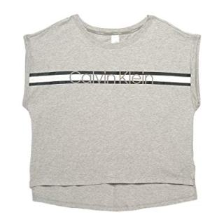 Calvin Klein Women's Retro Sleep Set, Grey Heather