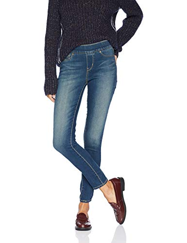 Signature by Levi Strauss & Co. Gold Label Women's Totally Shaping Pull-On Skinny