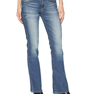 Signature by Levi Strauss & Co. Gold Label Women's Plus Modern Bootcut Jean
