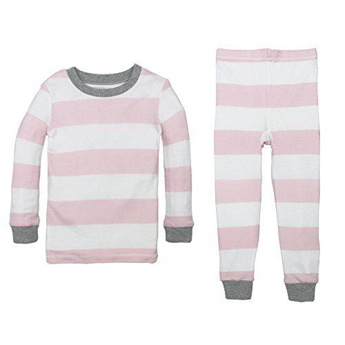 Burt's Bees Baby Unisex Pajamas, 2-Piece PJ Set, 100% Organic Cotton