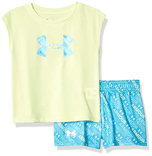 Under Armour Baby Girls Bodysuit OR Infant Tee/Tank Short Sets