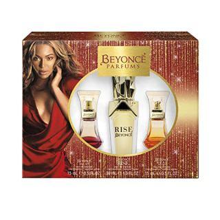 Beyonce, Heat, Heat Rush, Rise, Women's 3 Piece Perfume Gift Set