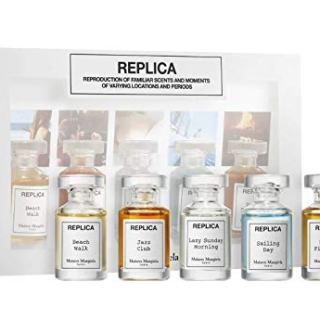 Maison Margiela Replica Delux Mini Coffret Set! Includes 5 Scents