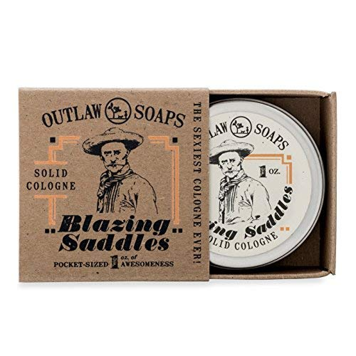 Blazing Saddles Solid Cologne - The Sexiest Cologne Ever