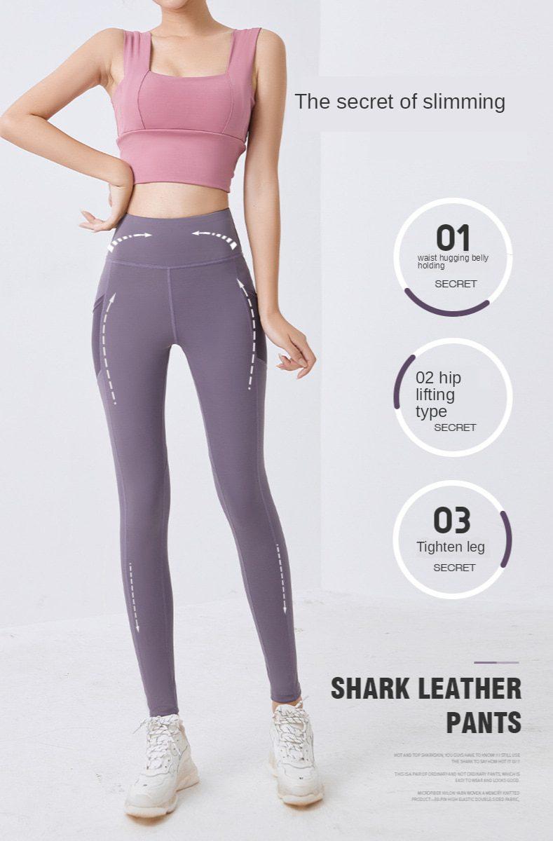 Fitness Yoga Pants Sports Tight Leggings
