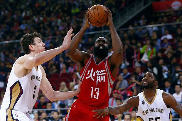 NBA Chinese firms