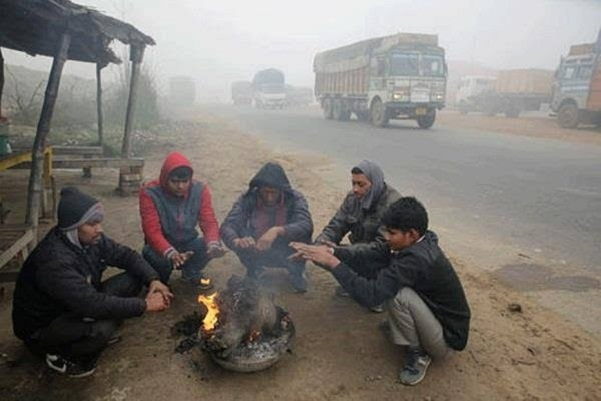 North India wrapped under cold wave