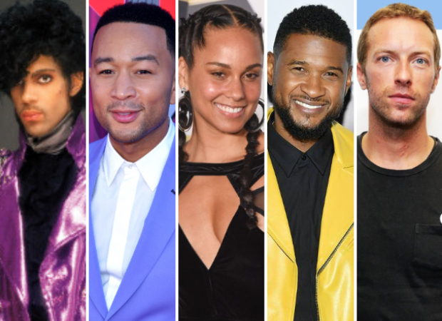 Prince to get all star tribute from John Legend Alicia Keys Usher Chris Martin and others