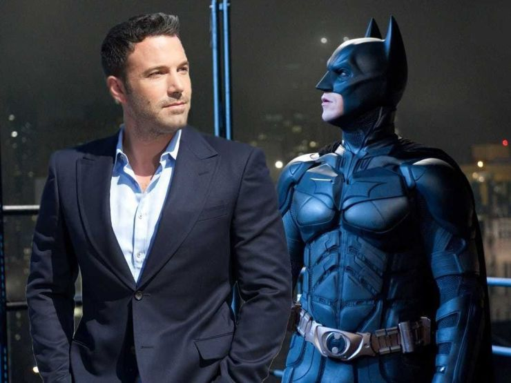 Ben Affleck dropped out of Batman
