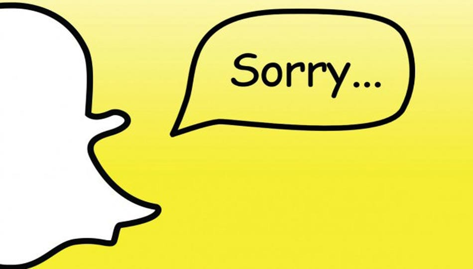 Snapchat down today