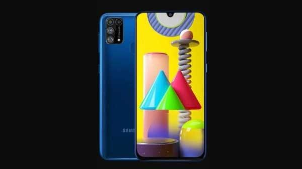 samsung galaxy m31 8gb ram variant launch price specs 1590818637