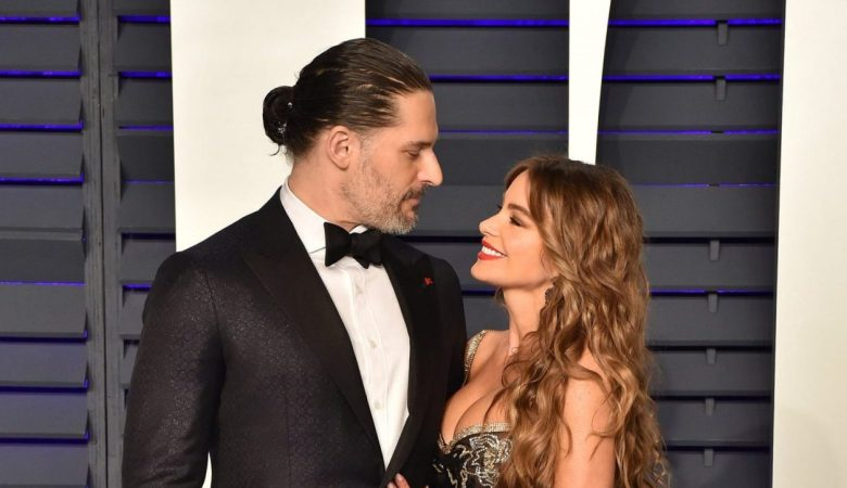 Joe Manganiello Sofia Vergara