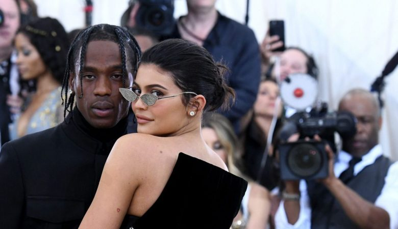 recording artist travis scott and kylie jenner attend the news photo 956425494 1533656938
