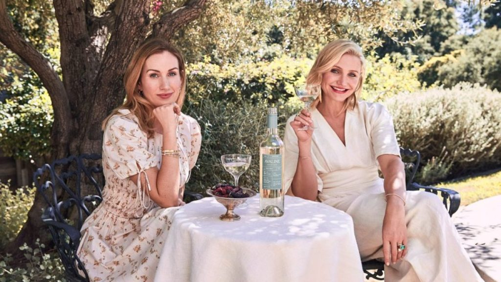 Cameron Diaz and Pal Katherine Power Unveil Clean Wine Line With the Perfect Rose 5 1200x675 1