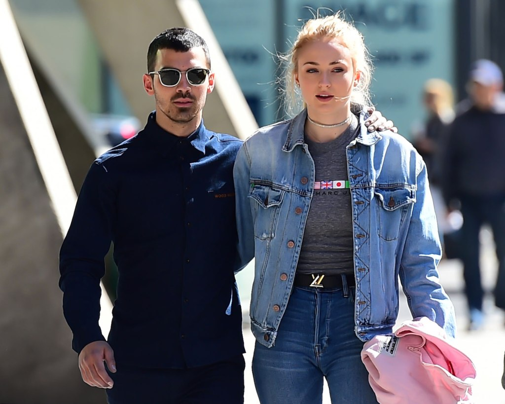 Joe JOnas Sophie Turner 1500 2