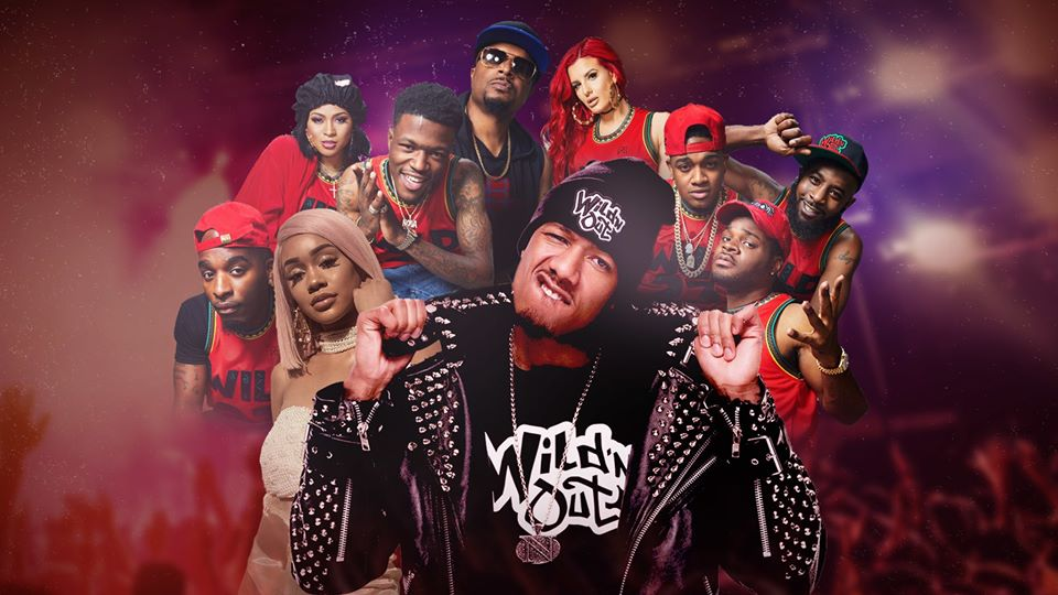 MTV Wild n out live