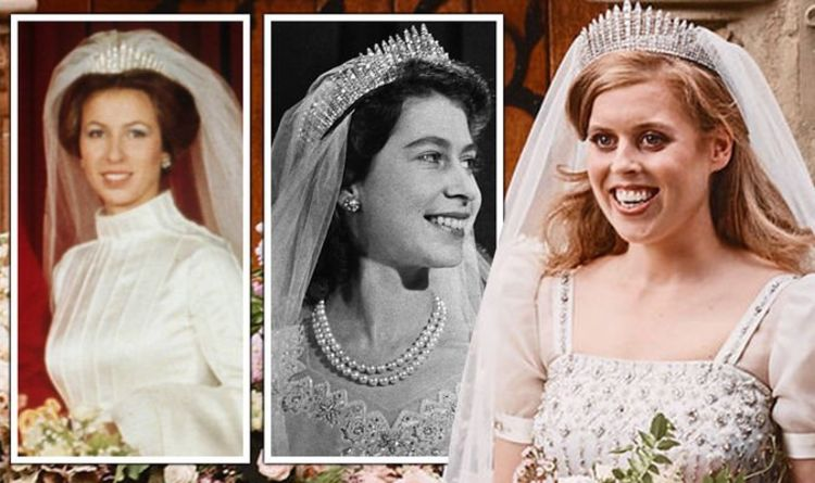 Princess Beatrice wedding Royal makes sweet nod to the Queen 1