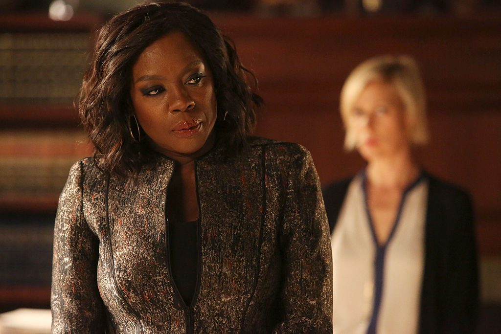 Viola Davis as Annalise Keating in How to Get Away With Murder on abc 1024x683 1