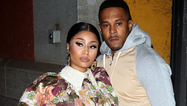 nicki minaj husband kenneth petty jail shutterstock ftr