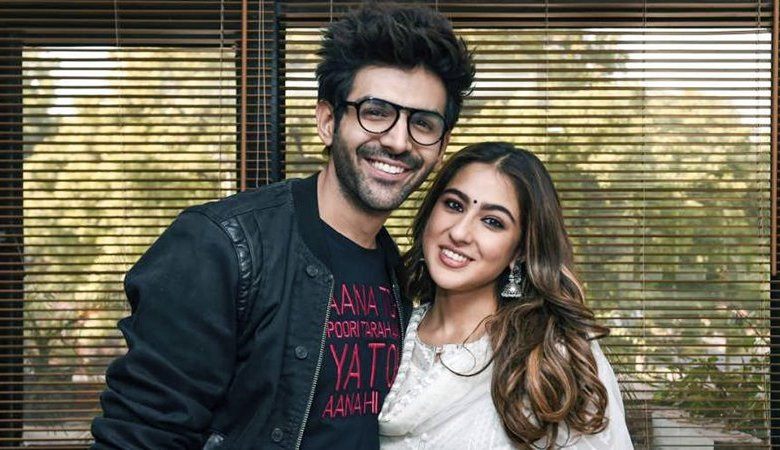 Love Aaj Kal Stars Kartik Aaryan Sara Ali Khan No Longer Follow Each Other On Instagram