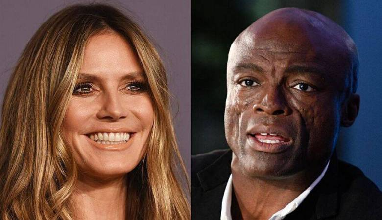 heidi klum seal Getty Images