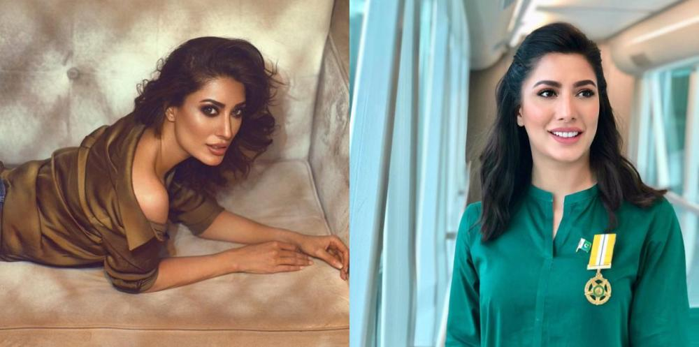 Mehwish Hayats Latest Picture Leaves Some Awe Struck Others Furious