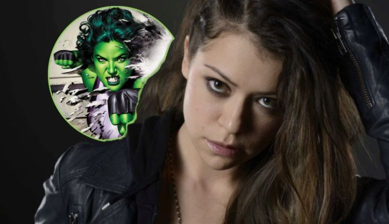 Tatiana Maslany she hulk marvel cinematic universe disney tv series mcu show