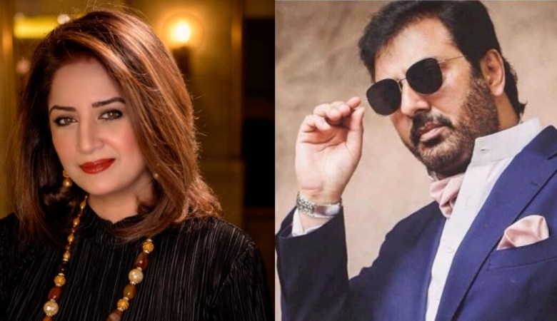 Veteran Actress Atiqa Odho Gets Trolled For Normalizing Nauman Eijazs Joke About Infidelity