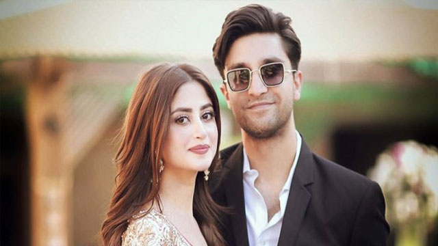sajal and AHAD