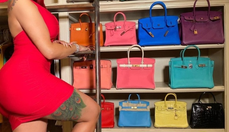 Cardi B's Bag Collection