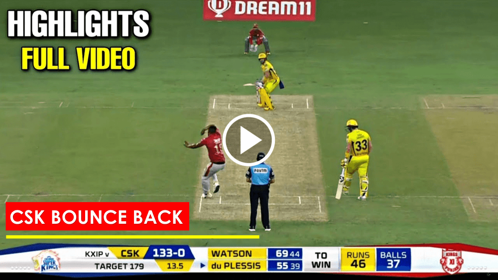 csk vs kxip full video highlights 2020 1