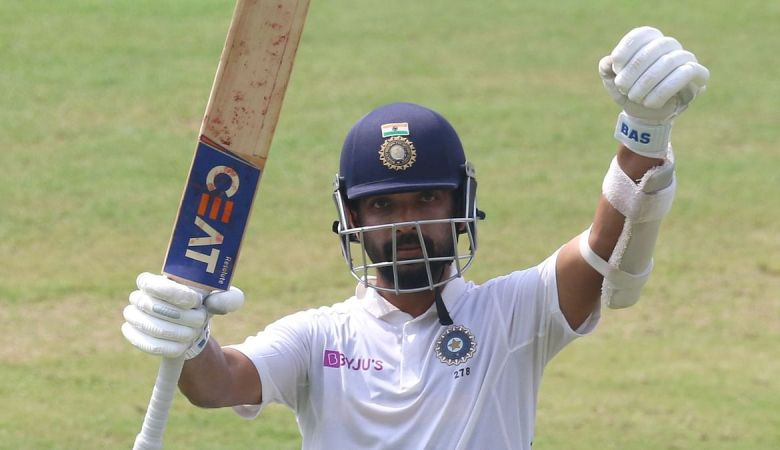 Second Test, Rahane Scores A Century Against Australia: Records Broken