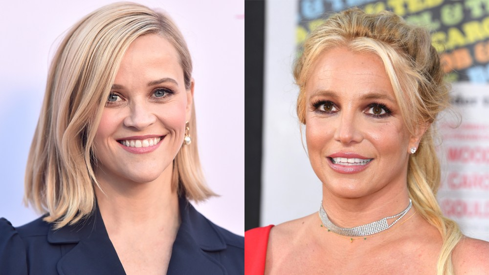 Reese Witherspoon Britney Spears