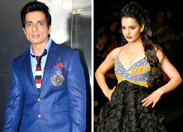BREAKING Sonu Sood has a massive face off with Kangana Ranaut walks out of Manikarnika