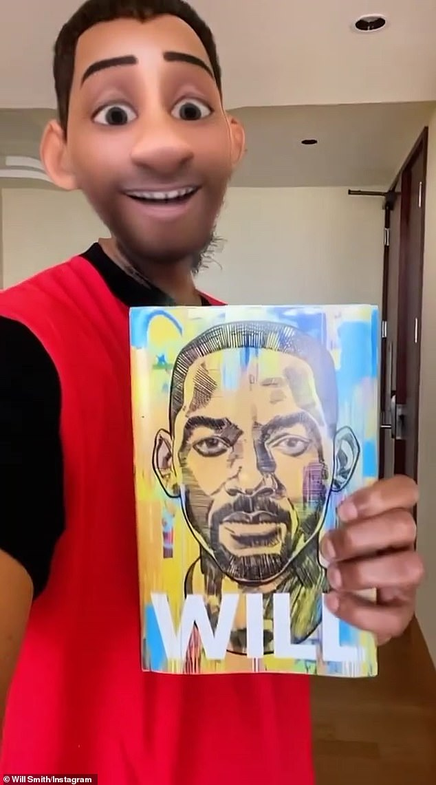 1624143060 253 Will Smith reveals the title of his upcoming memoir in